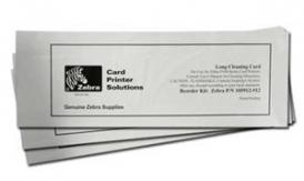 Zebra P330i P430i Long Card Cleaning Kit Zebra Card Printer Ribbons And Photo Id Supplies