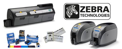 Zebra Card Printer Ribbons and Photo ID Supplies